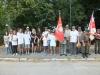 Marsz szlakiem I Kompanii Kadrowej 2013