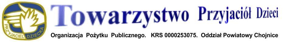 Towarzystwo Przyjaciół Dzieci w Chojnicach - Organizacja Pożytku Publicznego